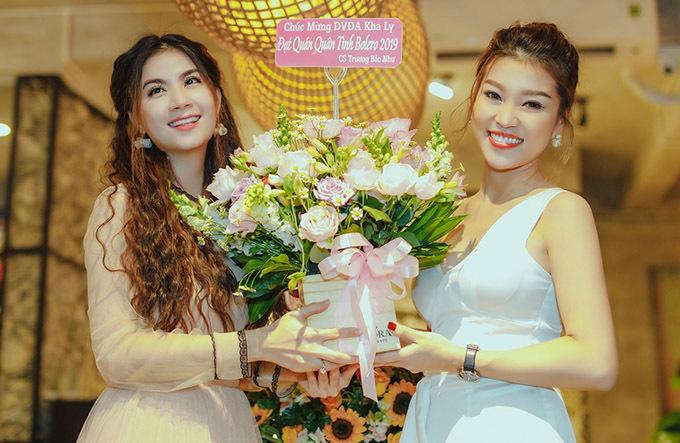 Ca sĩ Trương Bảo Như đánh giá chiến thắng của Kha Ly tại Tình Bolero 2019 là thuyết phục.