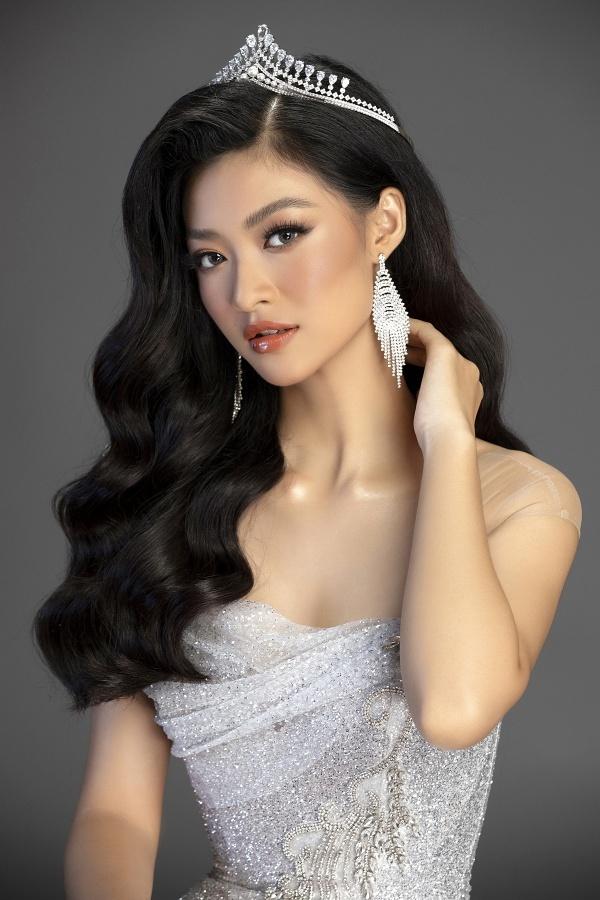 Á hậu 1 Miss World Vietnam 2019 Nguyễn Hà Kiều Loan.