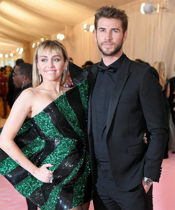 Miley và Liam bất ngờ tan vỡ.