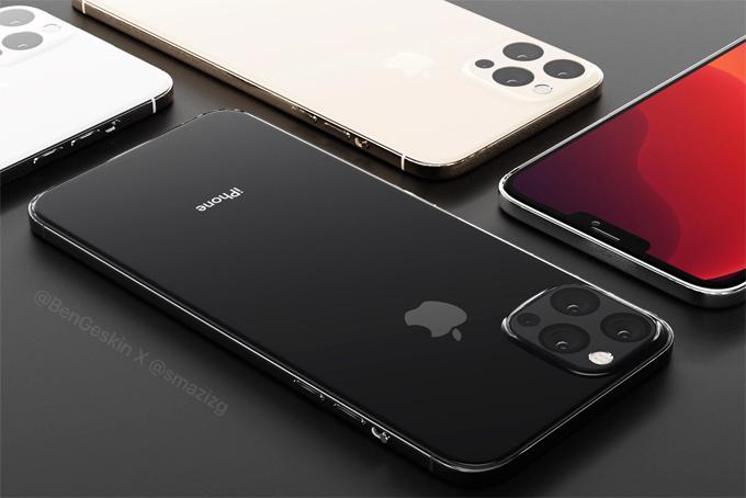iPhone 11 Pro sẽ sở hữu ba camera