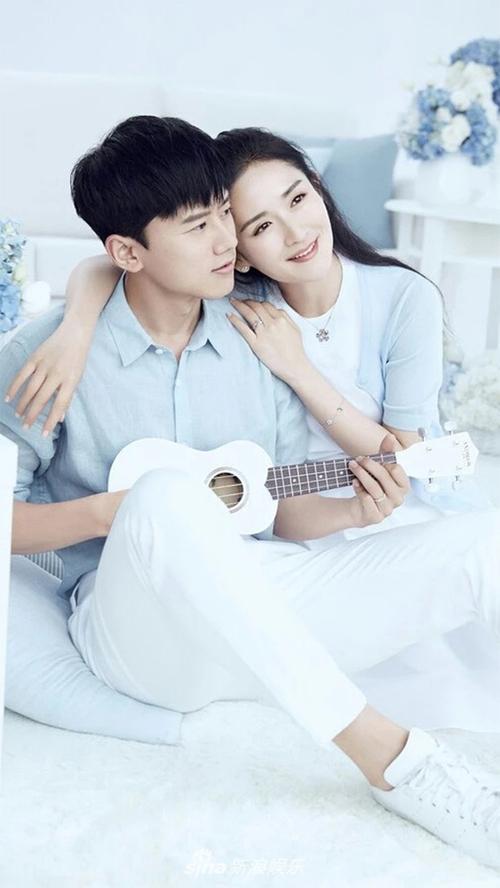 Vợ chồng Trương Kiệt - Tạ Na.