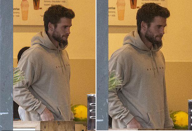 Nguồn tin tiết lộ trên ET, Liam cảm thấy tổn thương khi nhìn thấy những bức ảnh Miley ôm hôn cô bạn ở Italy. Vợ chồng anh vốn đang tạm thời ly thân để cho nhau không gian riêng và nhìn lại cuộc hôn nhân của mình.