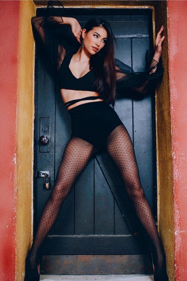 Theo đuổi công việc người mẫu, Phạm Hương nhiều lần chụp ảnh với trang phục gợi cảm. Cô được đánh giá có thay đổi lớn về phong cách, hướng đến hình ảnh gợi cảm, khoẻ khoắn sau khi kết thúc nhiệm kỳ hoa hậu. Ngoài làm mẫu, mỹ nhân quê Hải Phòng còn thử sức kinh doanh mỹ phẩm.