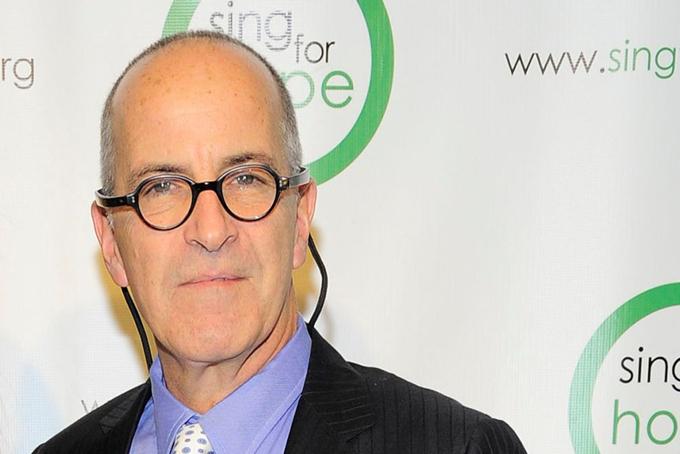 Mark Epstein, em trai và là người thân duy nhất của tỷ phú ấu dâm Jeffrey Epstein. Ảnh: CBS.