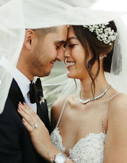 Cả hai đã tổ chức lễ đính hôn vào tháng 3 ở San Francisco.