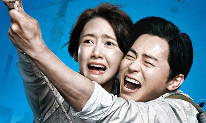 Yoona và Jo Jung Suk diễn ăn ý trong phim.