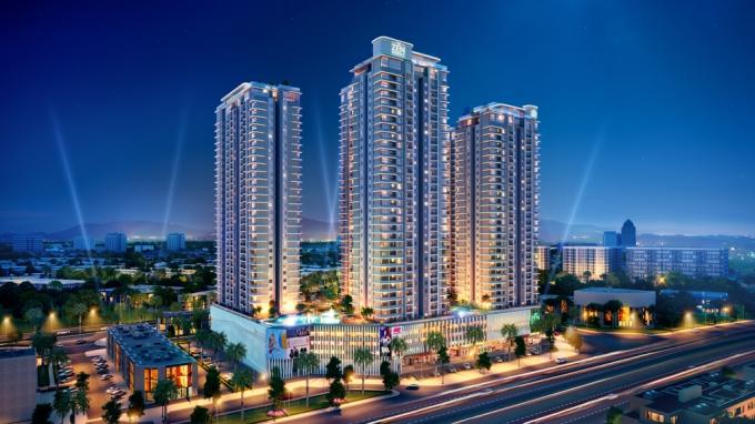 Khu căn hộ chung cư cao cấp The Zen Residence bàn giao đúng tiến độ tháng 8/2019