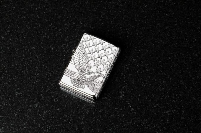 Zippo ra mắt bộ sưu tập bật lửa Luxury 2019 - 3