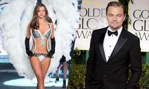 Dàn người tình của Leonardo DiCaprio