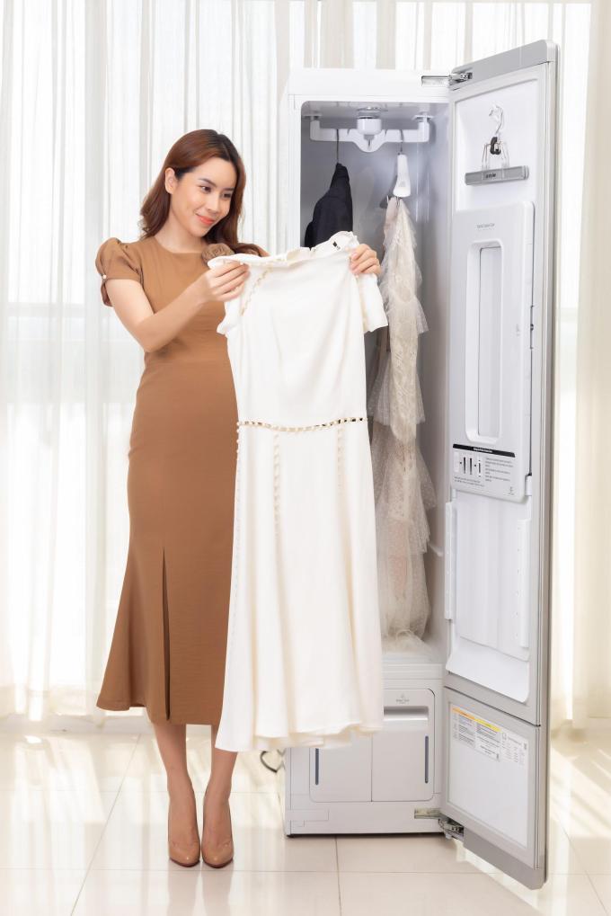 Sao Việt bật mí cách bảo quản trang phục hàng hiệu - 2