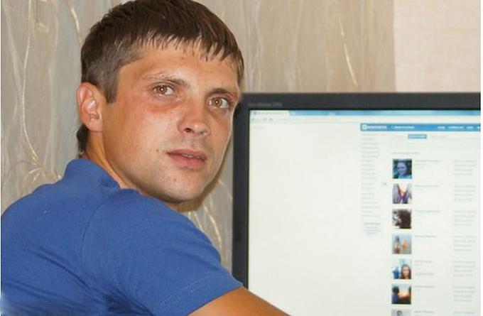 Nạn nhân Dmitry Bogdanov (32 tuổi) bị mẹ vợ cũ giết chết ở thành phốBorovichi, vùng Novgorod, Nga. Ảnh: East2west News.