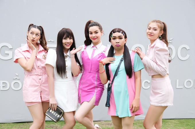 Hồ Ngọc Hà chọn style bánh bèo trong MV mới - 6