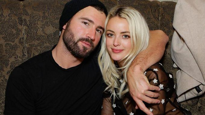 Kaitlynn Carter và chồng cũ, Brody Jenner.