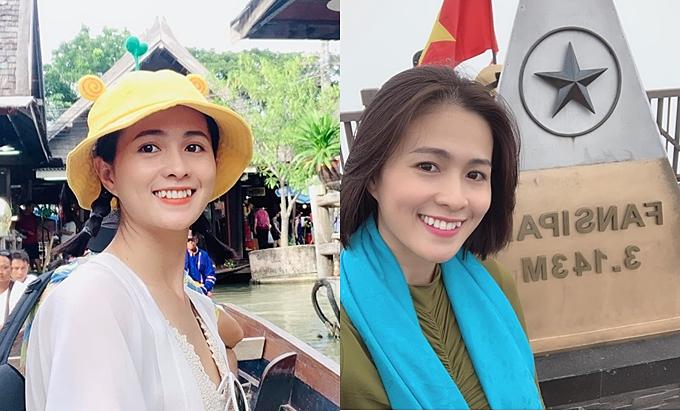 Thùy Trang chia sẻ, cô vẫn độc thân và chưa tính chuyện kết hôn. Nữ diễn viên có sở thích du lịch khắp nơi. Cô cũng được khen ngày càng xinh đẹp, trẻ trung hơn nhiều so với tuổi thật.