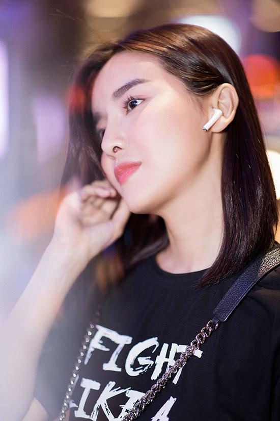 Thời điểm công chúng đón nhận phim Việt trở lại một cách tích cực, càng tạo động lực cho nữ diễn viên phát triển nghề diễn xuất.