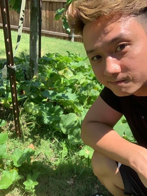 Hàn Thái Tú đang tận hưởng cuộc sống mới tại Mỹ.