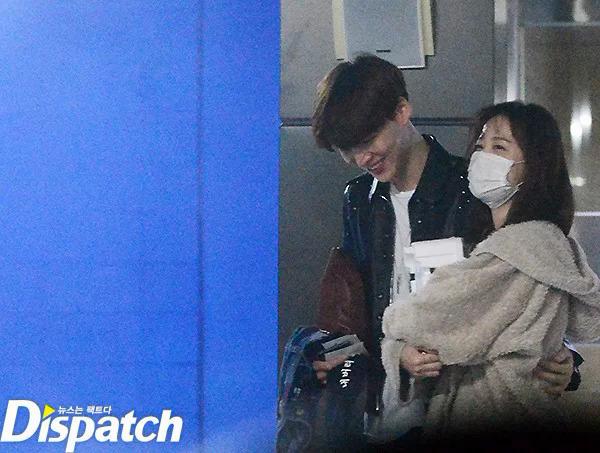 Sáng 11/3/2016, tờ Dispatch của Hàn Quốc đăng tải ảnh Goo Hye Sun, 31 tuổi và Ahn Jae Hyun, 28 tuổi hẹn hò. Cặp sao bị bắt gặp cười rạng rỡ trong vòng tay của mỹ nam Vì sao đưa anh tới bên ngoài căn hộ của Jae Hyun tại quận Seongdong, Seoul. Nguồn tin khẳng định rằng, cặp đôi chị em đã hẹn hò được khoảng một năm.