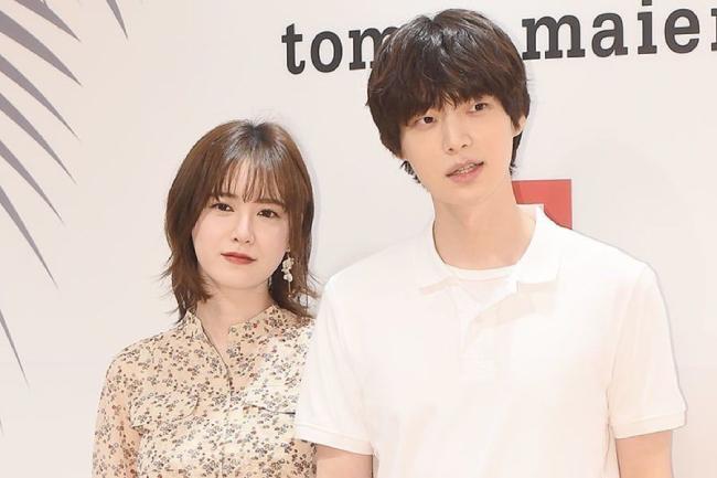 Goo Hye Sun và chồng lấy nhau được 3 năm thì ly dị.