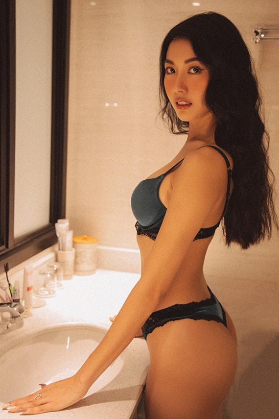 Nhiều người hâm mộ kỳ vọng Thúy Vân thử sức một cuộc thi sắc đẹp mới bởi cô sở hữu kỹ năng và nhan sắc chín muồi ở tuổi 25. Tuy nhiên, á hậu từ chối bình luận.