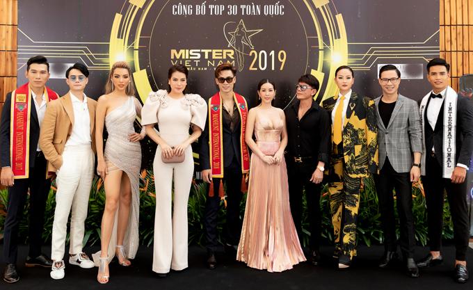 Đêm chung kết Mister Vietnam 2019 dự kiến tổ chức tại Vũng Tàu vào ngày 14/9.