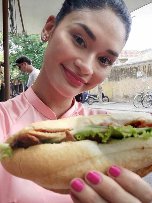 Lịch trình ăn ngon, chụp ảnh đẹp ở Hội An của Hoa hậu Hoàn vũ Pia Wurtzbach - 4