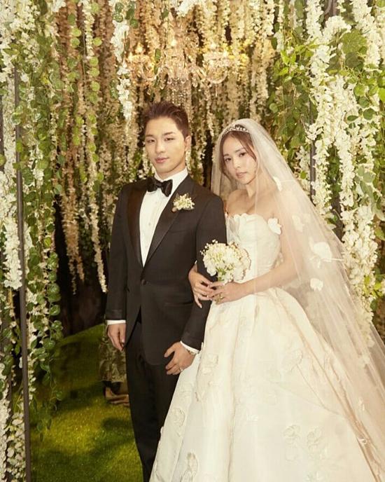 Taeyang - Min Hyo Rin