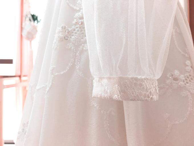 Cô dâu Việt tại Nhật dành 3 tháng tự may váy (tiếp) - 4