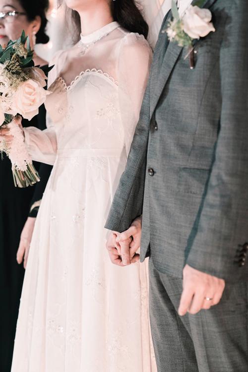 Cô dâu Việt tại Nhật dành 3 tháng tự may váy, làm thiệp cưới - page 2 - 2
