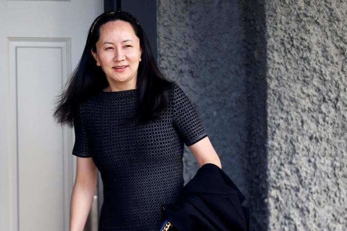 Bà Meng Wanzhou bị giam lỏng tạinhà riêng ởVancouver. Ảnh: SCMP.