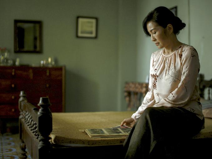 Tạo hình bà mẹ của Hồng Đào trong Thưa mẹ con đi - 7
