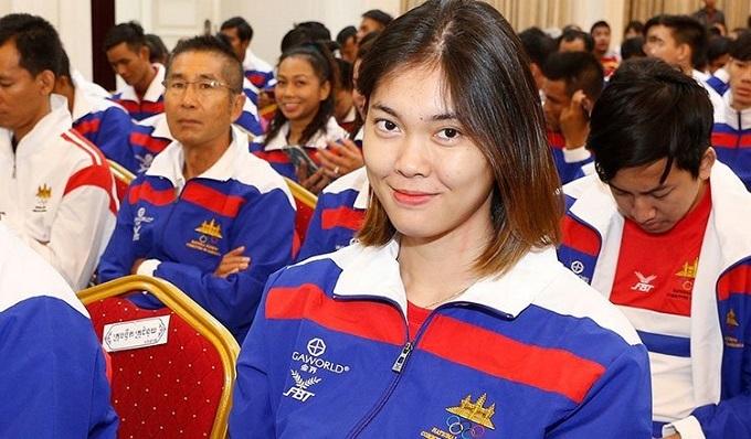 Campuchia đầu tư cho nữ võ sĩ tập huấn ở Hàn Quốc vài năm trở lại đây nhưng chấn thương đầu gối khiến cô không đạt được thành tích như mong đợi. Seavmey cho biết cô đã sẵn sàng trở lại vào SEA Games cuối năm nay, cũng như thi đấu vòng loại tìm vé dự Olympics 2020 ở Nhật Bản.