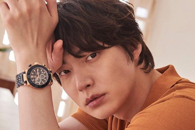 Ahn Jae Hyun lên tiếng vì hôn nhân đổ vỡ.