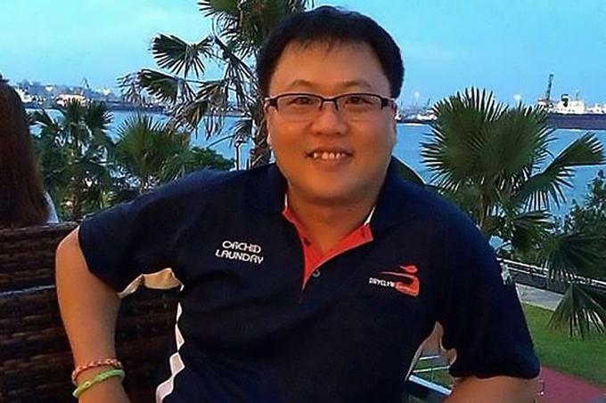 Leslie Khoo Kwee Hock - hung thủ giết Cui Yajie. Ảnh: FB.