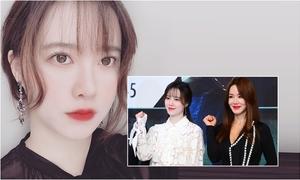 Goo Hye Sun trang điểm cho da bớt trắng để không lu mờ đồng nghiệp