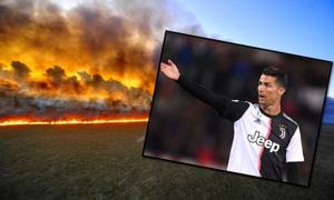 C. Ronaldo và sao thể thao kêu gọi cứu rừng Amazon