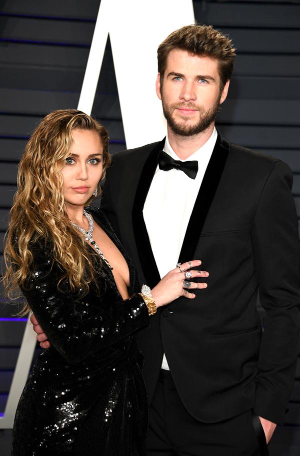 Miley khẳng định luôn yêu và tôn trọng Liam.
