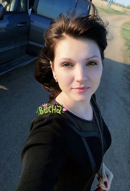 Elena Zaripova là một phụ nữ trẻ đẹp