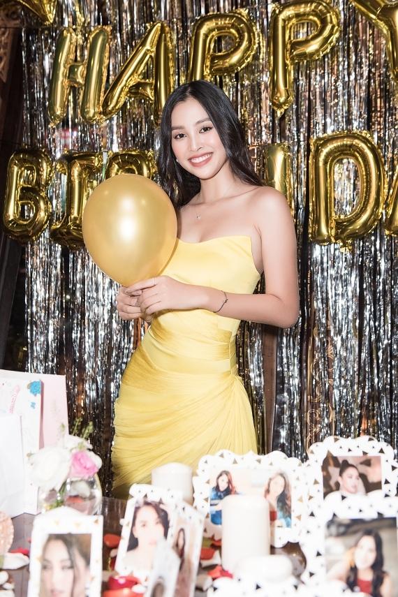Tiểu Vy sinh năm 2000, quê Quảng Nam và đăng quang Hoa hậu Việt Nam 2018. Cô tiếp tục dự thi Miss World 2018 và lọt top 30.