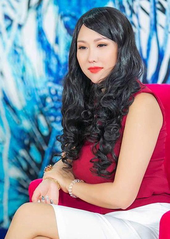 Diễn viên Phi Thanh Vân.