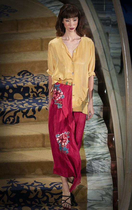 Đoan Trang cùng con gái diễn thời trang - 8