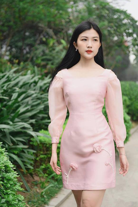 Nhan sắc nữ diễn viên bị ghét nhất Hoa hồng trên ngực trái - 7
