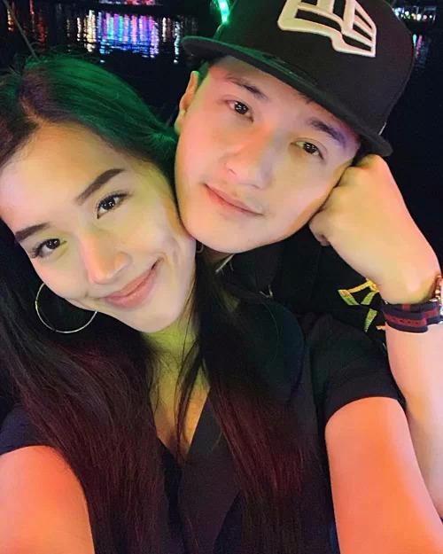 Từ khi yêu nhau, Y Vân đã 3 lần về Việt Nam thăm bạn trai.