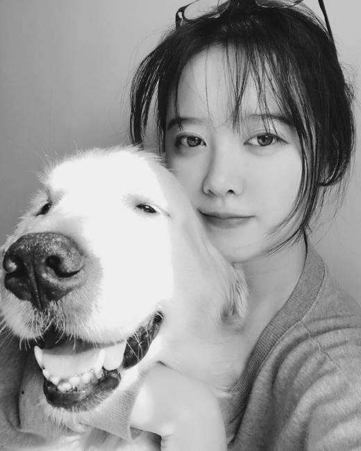 Hình ảnh mới nhấtcủa Goo Hye Sun.