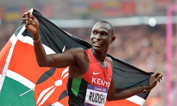 VĐV người Kenya đang giữ kỷ lục 800m thế giới, hai lần vô địch Olympic