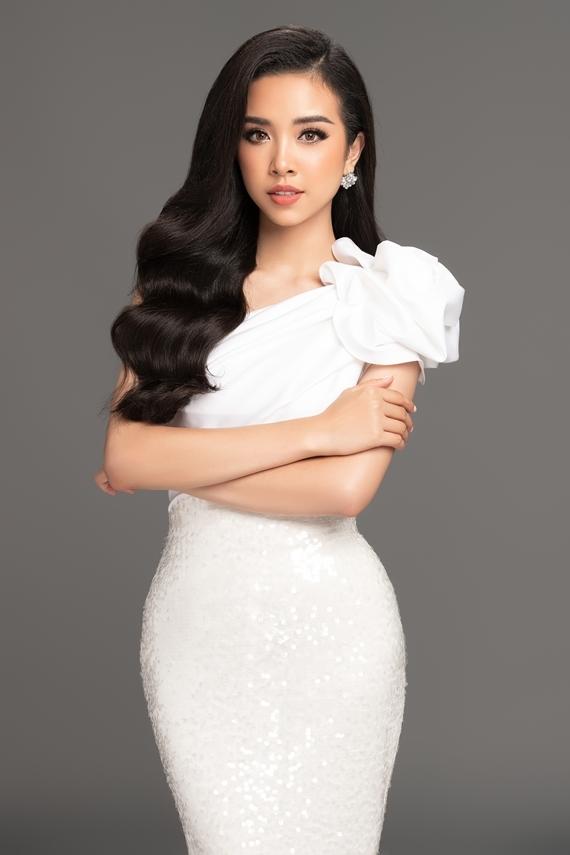 Á hậu Thúy An thi Hoa hậu Liên Lục địa 2019 - 1