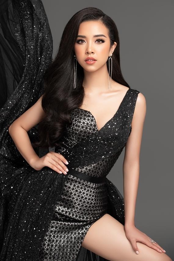 Á hậu Thúy An thi Hoa hậu Liên Lục địa 2019 - 3