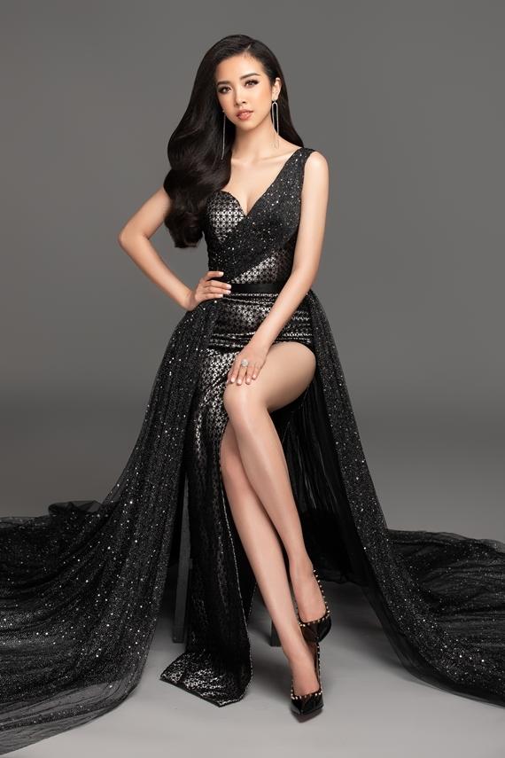Á hậu Thúy An thi Hoa hậu Liên Lục địa 2019 - 4