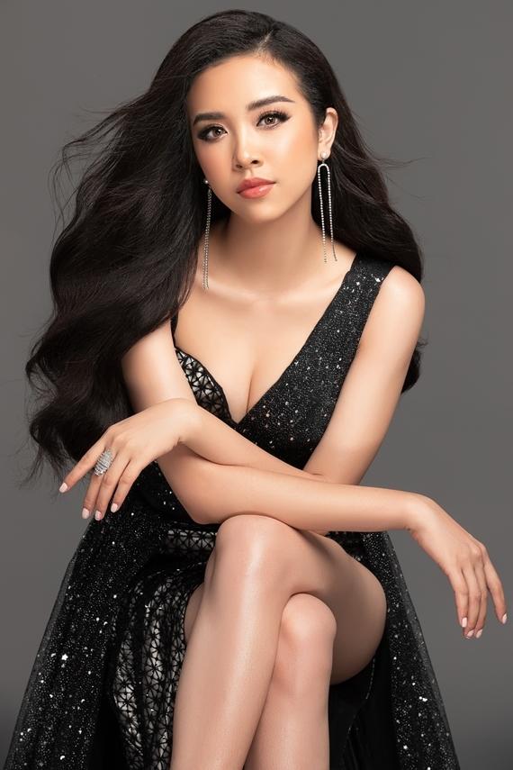 Á hậu Thúy An thi Hoa hậu Liên Lục địa 2019 - 5