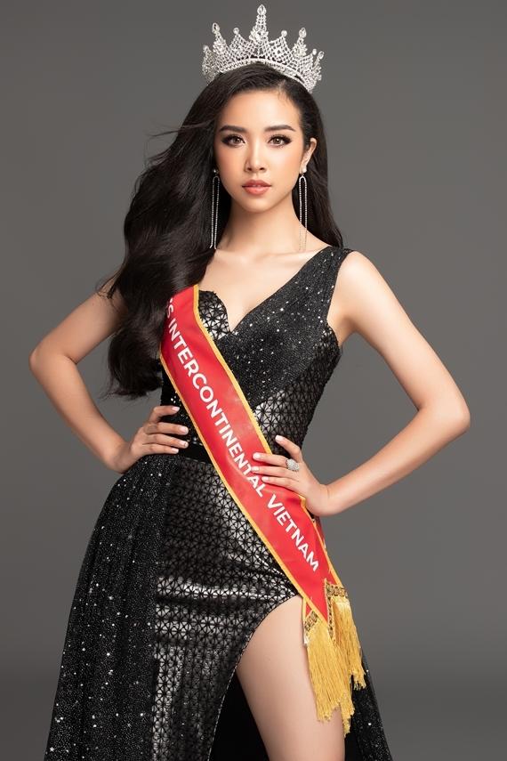 Á hậu Thúy An thi Hoa hậu Liên Lục địa 2019 - 6