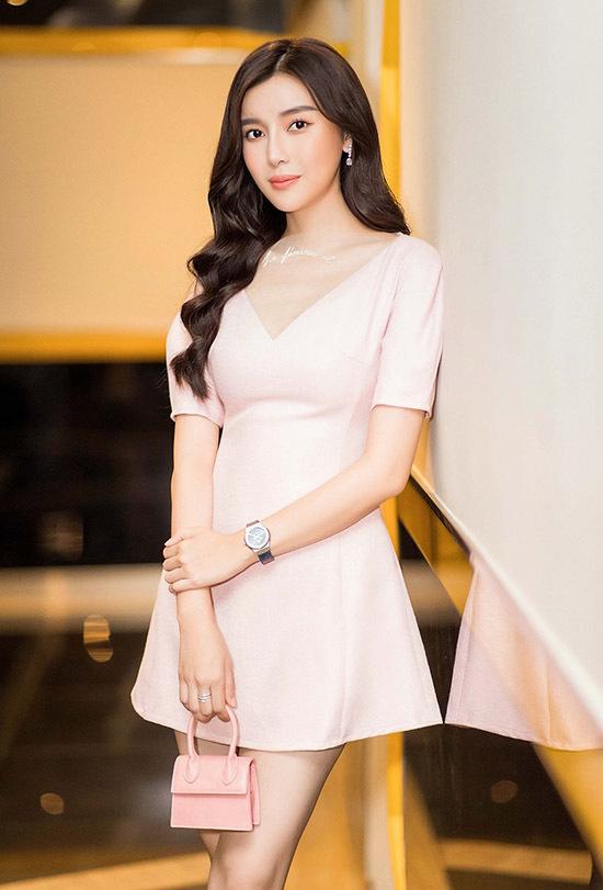 Diễn viên Cao Thái Hà.